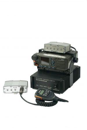 Возимая цифровая радиостанция ЭРИКА-260