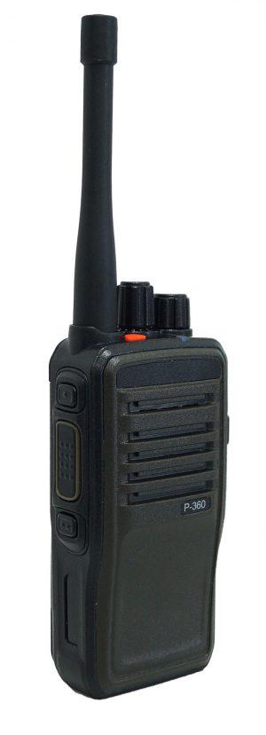 Носимая цифровая радиостанция Р-360